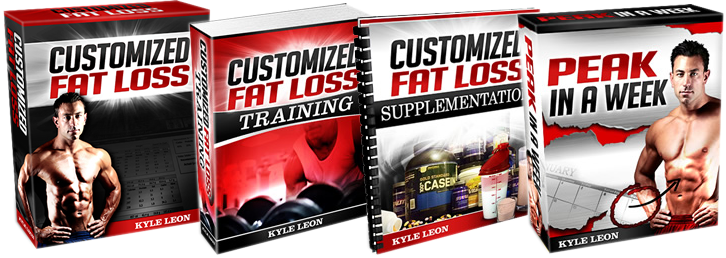 Customized Fat Loss Product